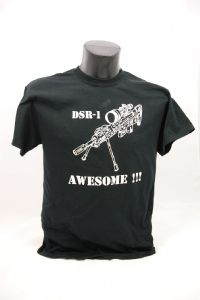 DSR-1 Awesome T-shirt black